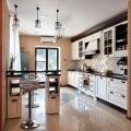 сфотографировать интерьер кухни