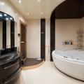 сфотографировать ванную комнату