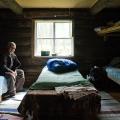 Лесной отель 5 звезд. http://berloga.karelia.ru/
